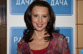 Певица Наталья Сенчукова