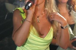 Певица Салтыкова Ирина