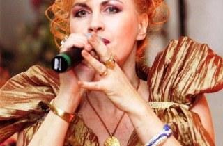 Певица Светлана Разина