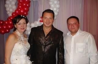 Ведущий праздников Олег Орлов