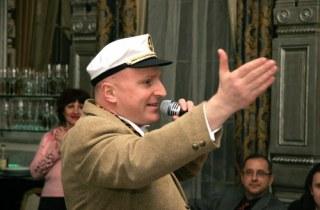 Ведущий праздников Игорь Скурихин