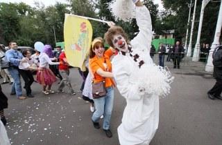 Клоуны на детский праздник Мир Лиц