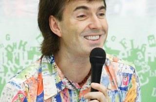 Юморист-пародист Геннадий Ветров