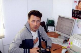 Ведущий праздников Михаил Верещагин