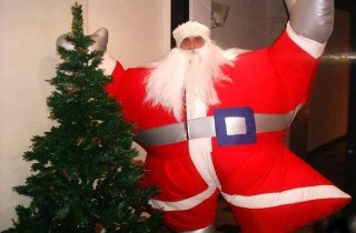 Нанотехнологичный Дед Мороз