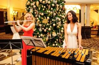 Вибрафон и флейта AlmazMusic