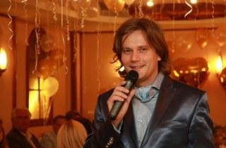 Ведущий праздников Вадим Ждандан