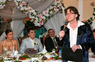 Ведущий праздников Илья Анисимов