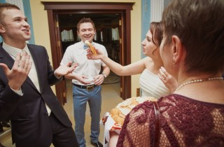 Тамада на свадьбу Евгений Резников