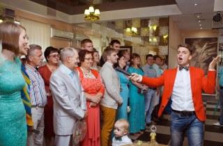 Тамада на свадьбу Дмитрий Шаповал