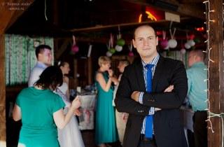 Тамада на свадьбу Андрей Безоблачный