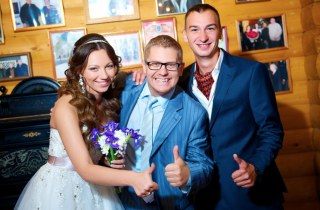 Тамада на свадьбу Георгий Царьков