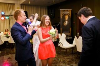 Тамада на свадьбу Сергей Калашников