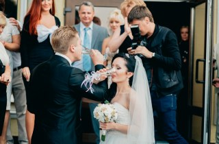 Тамада на свадьбу Ника Вишневская