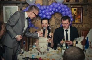 Тамада на свадьбу Сергей Соколов