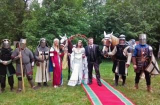 Тамада на свадьбу Саша Пушкина
