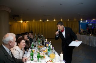 Тамада на свадьбу Евгений Спэнк