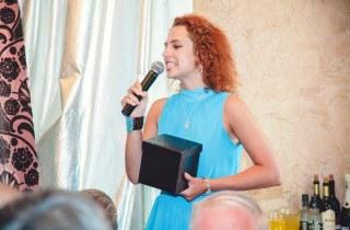 Тамада на свадьбу Арина Горанкова