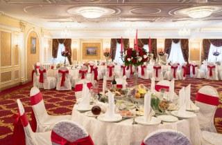 Ресторан для свадьбы в Итальянском стиле