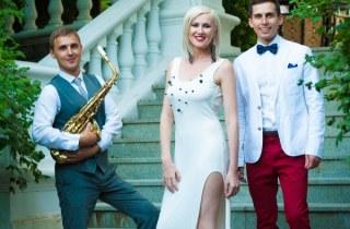 Музыканты на свадьбу Кавер-трио Кристалл