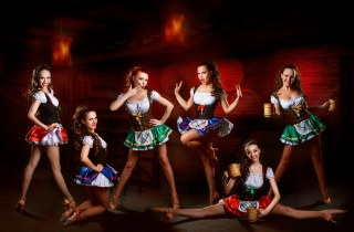 Шоу-балет Edelweiss