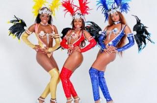 Бразильское и латиноамериканское шоу Sol Brasil