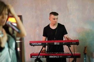 Музыкальный коллектив Kosmax