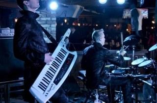 Музыкальный коллектив Старый Третий