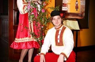 Тамада на свадьбу Максим Колесников