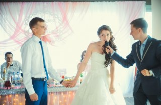 Тамада на свадьбу Артем Ковяшов