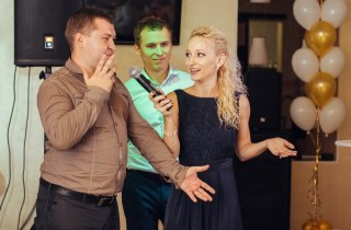 Тамада на свадьбу Анна Невская