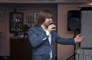 Ведущий праздников Кирилл Каморзин