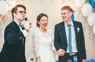 Тамада на свадьбу Андрей Хамелеон