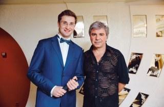 Роман Акимов и Сосо Павлиашвили