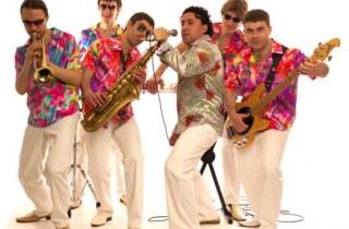 Шоу-группа Habana-Moscow