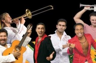 Шоу-группа Salsaboys