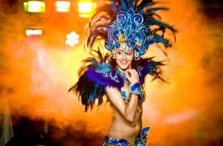 Шоу-группа Бразильская Ночь