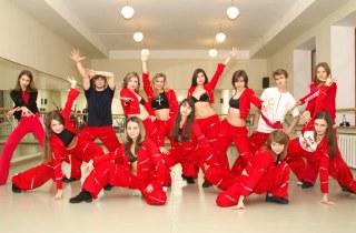 Шоу-группа Балет Тодес