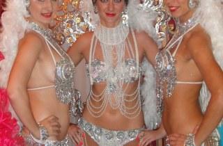 Шоу-группа Las Vegas Girls