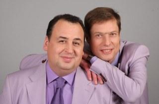 Известные ведущие дуэт Данилец & Моисеенко