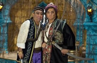 Кавказский тамада Аванесян Карен