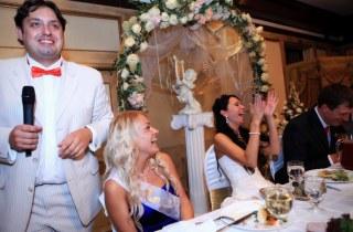 Ведущий праздников и тамада на свадьбу  Максим Копач