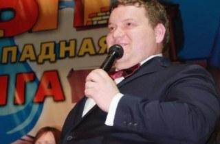 Ведущий праздников Дмитрий Колчин