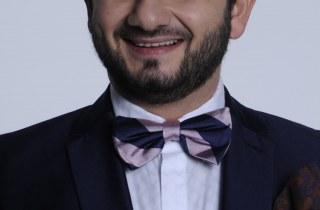 Ведущий праздников Михаил Галустян