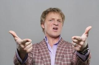 Ведущий праздников Сергей Писаренко