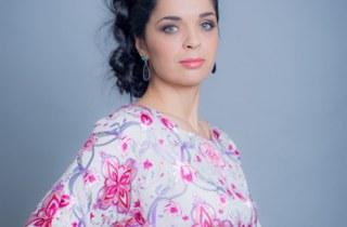 Ведущая праздников Юлия Ахмедова