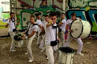 Барабанное шоу Vasiliev Groove
