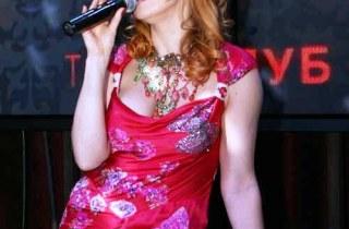Певица Лада Дэнс